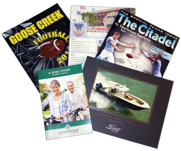 Catalogs Booklets and Books